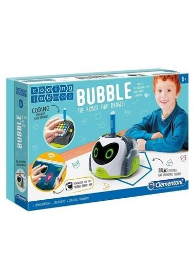 Clementoni Clementoni Bubble Eğitici Tasarım Robotu Renkli